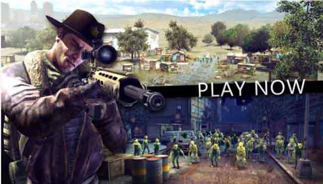 Last Hope Sniper - Zombie War: Android keskin nişancı oyunu indir