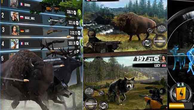 Wild Hunt: 3D Sport Hunting Games Av oyunu indir