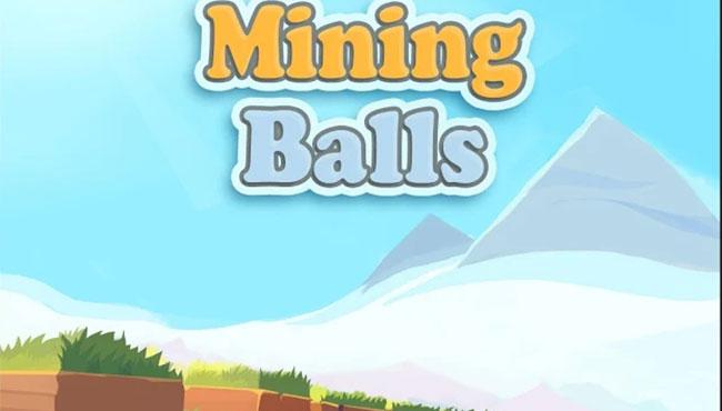 Android Arcade Oyunu Mining Balls İndir