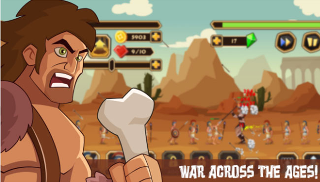 Knights Age Android Strateji Oyunu