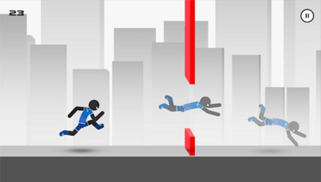 Stickman Parkour Runner: Android Arcade Oyunu apk