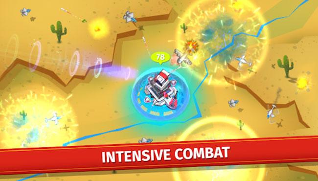 Tower One: Sky Defense Android Strateji Oyunu İndir apk