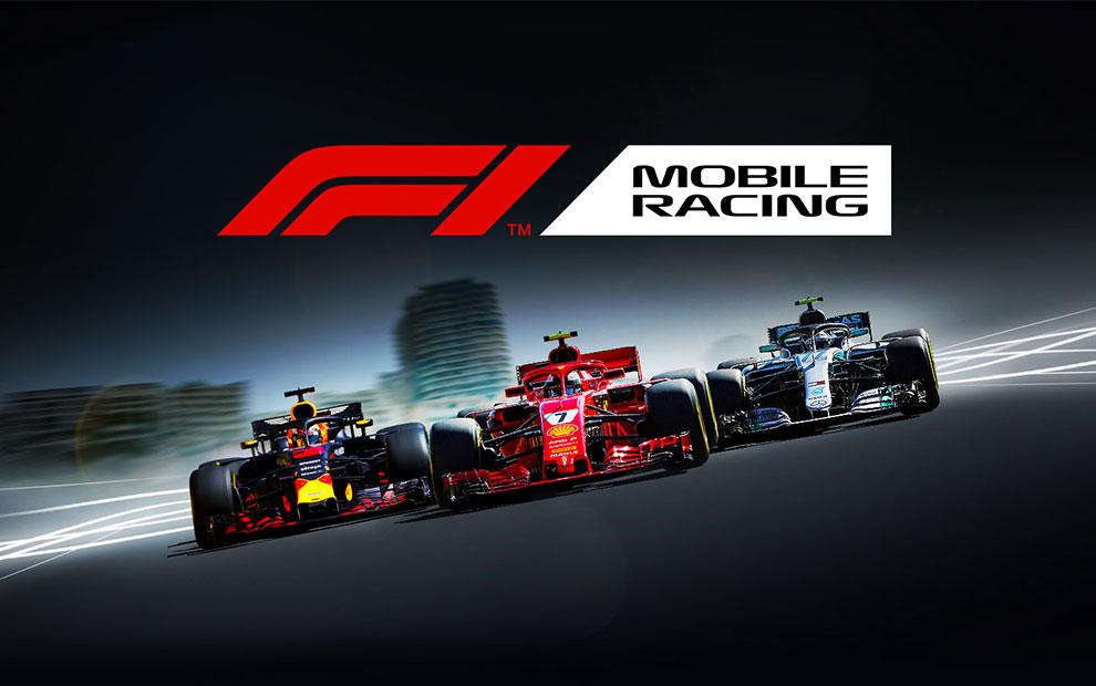 F1 Mobile Racing: Android Yarış Oyunu
