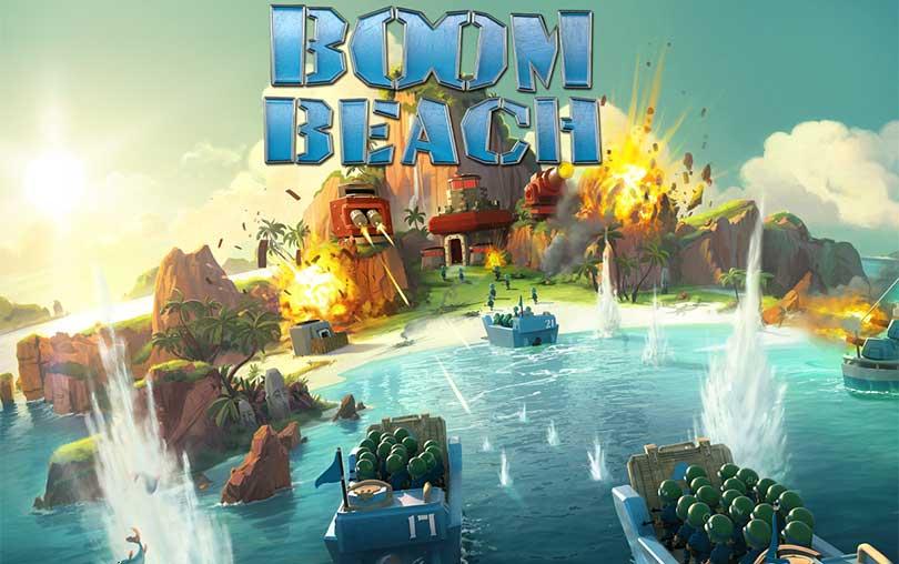 Boom Beach Android Strateji Oyunu indir