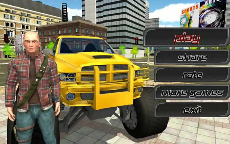 Go To Town 3 Android Araba Yarışı Oyunu indir