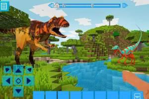 RaptorCraft 3D Android Macera Oyunu indir