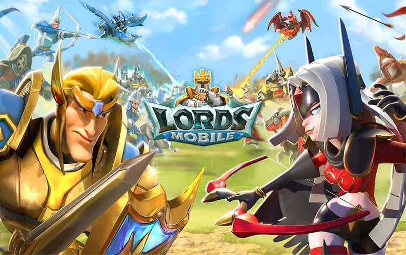 Lords Mobile Kendi İmparatorluğunuzu İnşa Edin