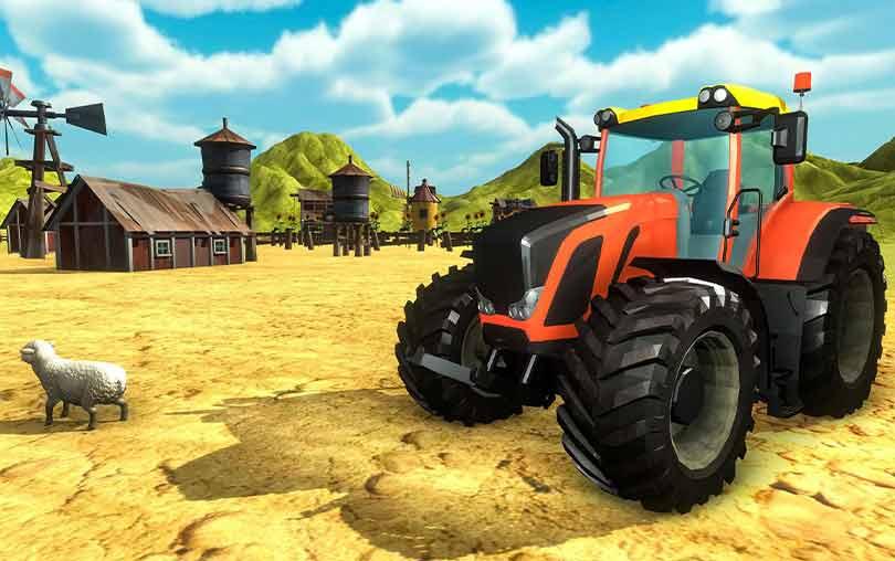 Traktör Oyunları En Gerçekçi 10 Traktör Oyunu Android