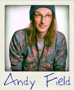 Andy Field