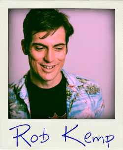 Rob Kemp