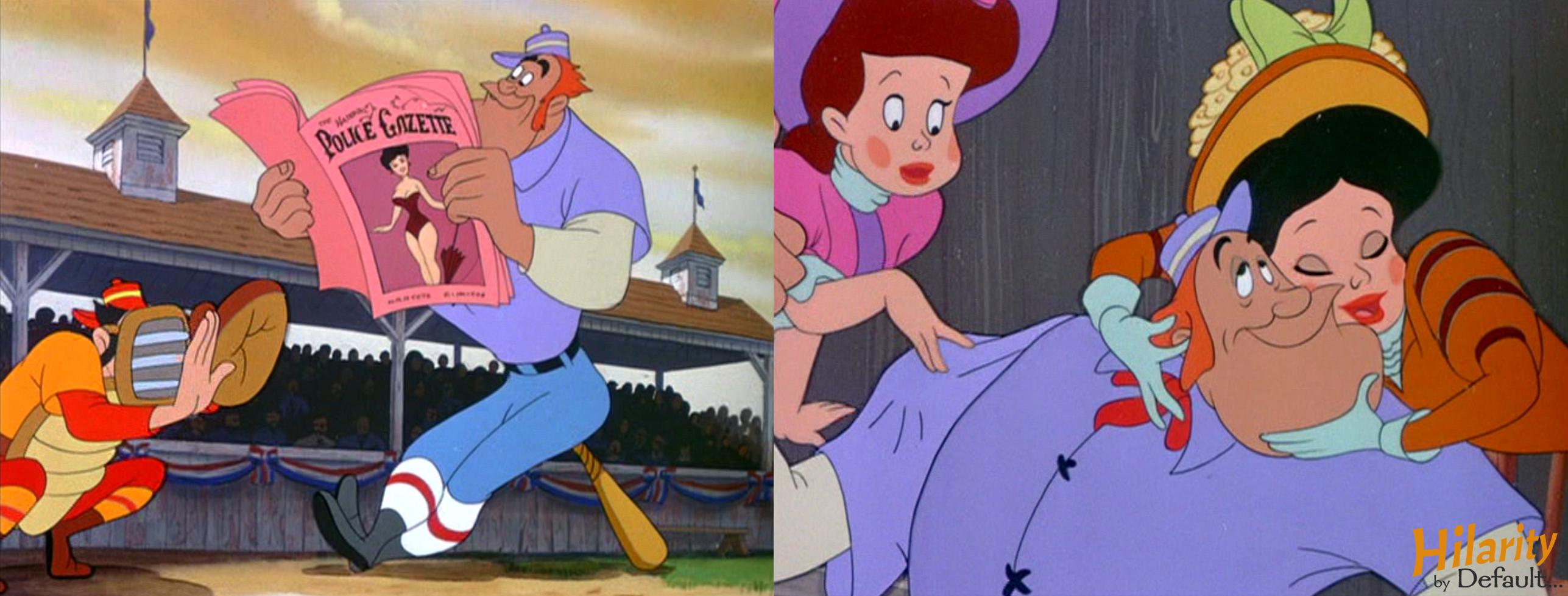 Default Disney Casey Bats Again