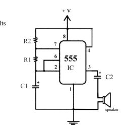 555 sound electronics hila science videos 555 sound 555 led flasher wiring diagram  [ 1280 x 720 Pixel ]