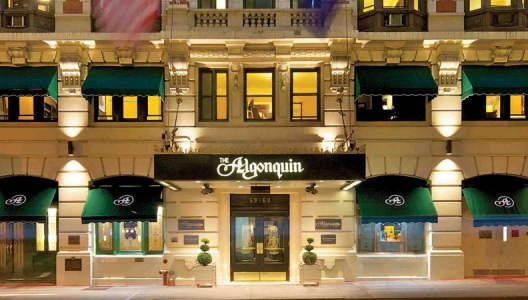 Algonquin Hotel, New York, USA