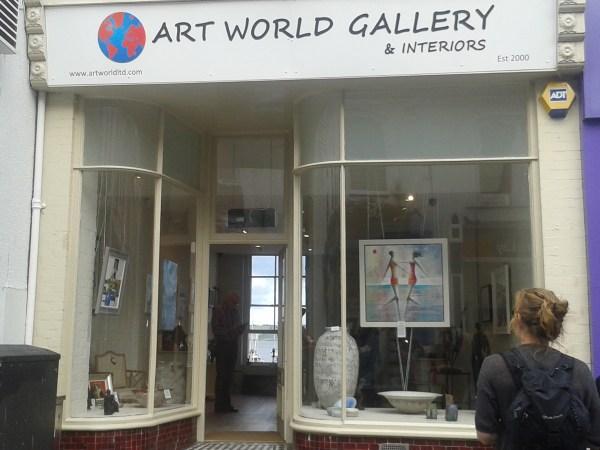 Art World Falmouth Hilary Laforce Ceramics