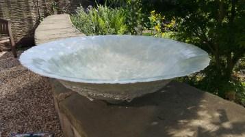 New Large crystal bowl 2016