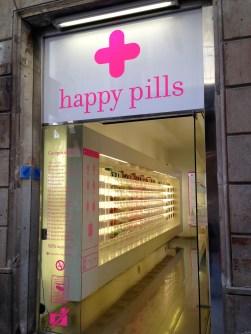 A candy shop!