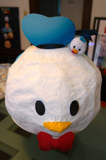 The finished Tsum Tsum