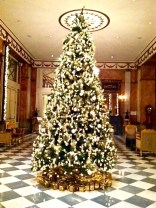 The Westin Excelsior Christmas Tree