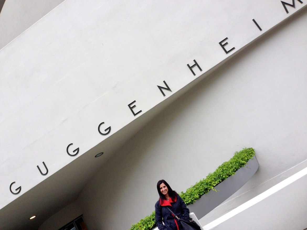The Guggenheim Museum New York