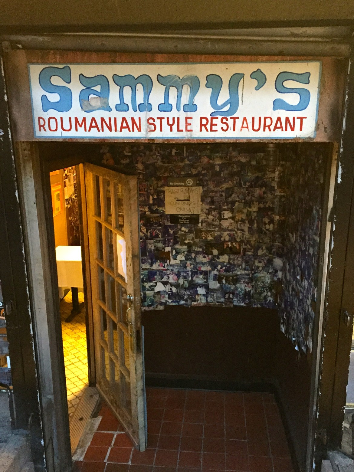 Sammy's Roumanian New York