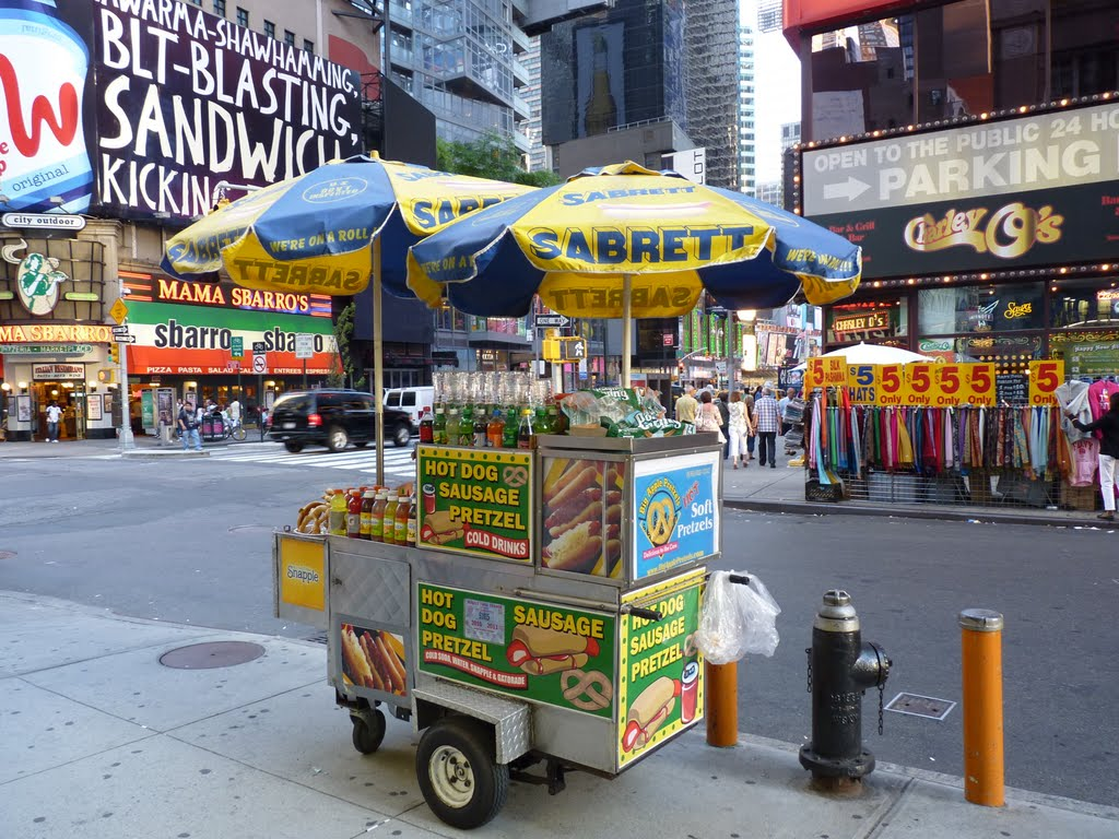 nyc-hot-dog-cart