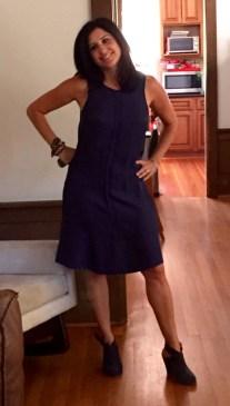 Rag & Bone dress with F&B Shoes