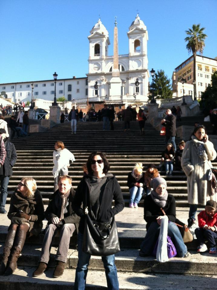 #spanishsteps