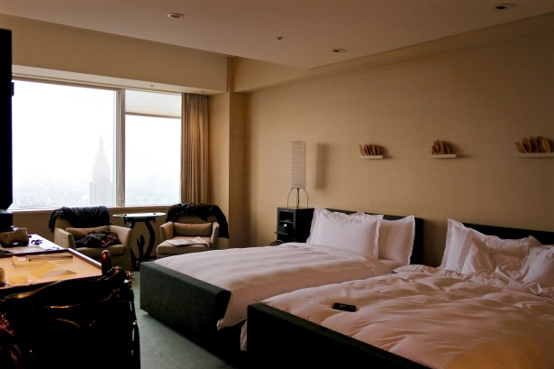 The rooms were lovely and spacious