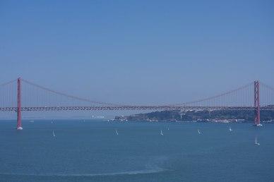 Lisbon's own Golden Gate Bridge