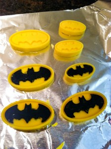 #batmanchocolates