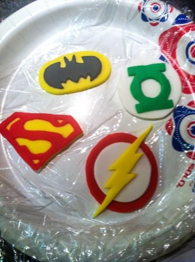 #superherofondant