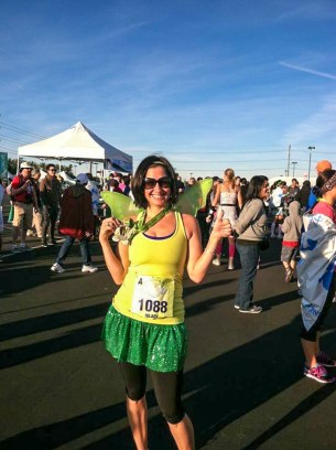 #tinkerbellhalfmarathon2012