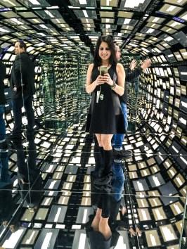 Selfies in the Social Galaxy