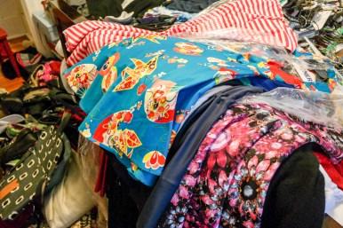 #closetpurge