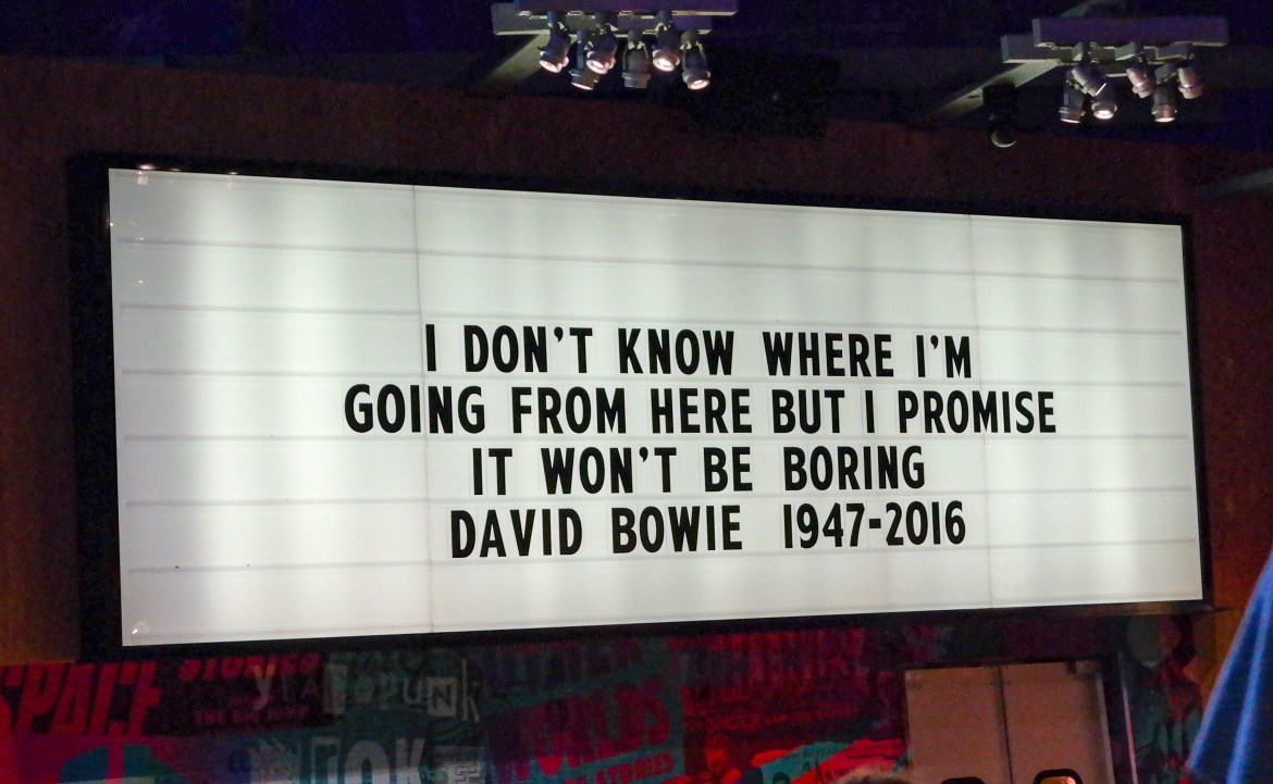 #bowiequote