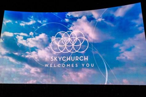 #skychurch