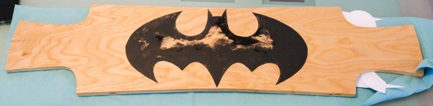 #batmanlongboard