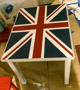 DIY Union Jack Table-1853