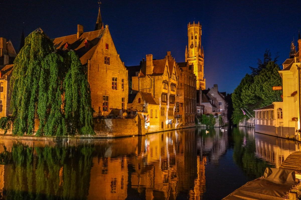 Three Days in Brugge