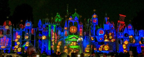Small World Halloween