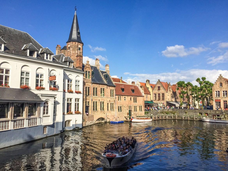 #bruggeboattour