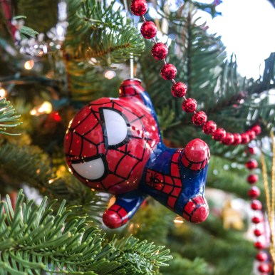 #spidermanornament