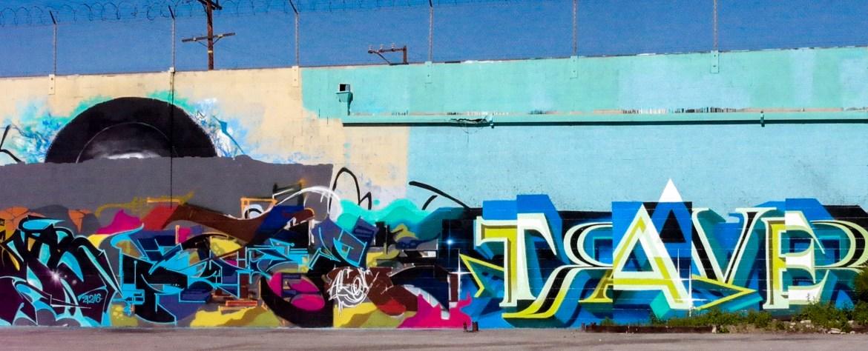 Colyton Street DTLA Los Angeles California