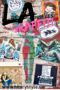 Street Art Graffiti Walking Tour of Downtown Los Angeles