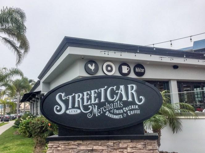 #streetcarlajolla