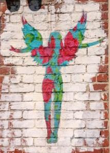 #graffitiangel