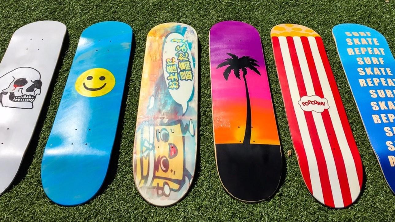 5f745953cfb6b9 DIY  Skateboard Decks