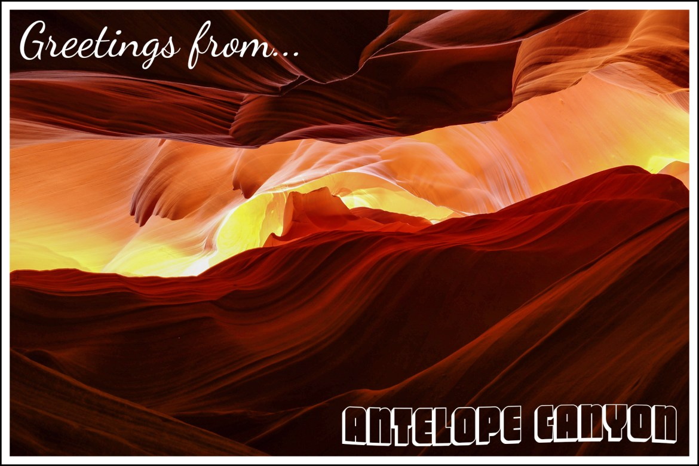 Antelope Canyon Arizona Photo tour