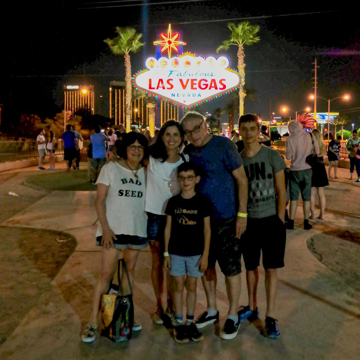 Things to do in Las Vegas with Kids