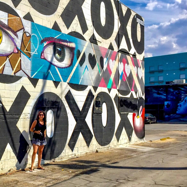 Chor Boogie Street Art Las Vegas Nevada